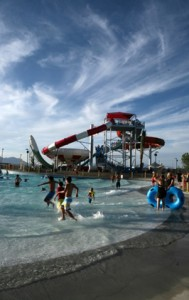 Red Rock Bay Wave Pool