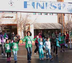 Thin Mint Sprint Fun Run