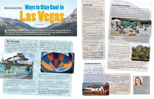 Ways to Stay Cool in Vegas