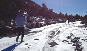 Winter Run Mormon Well Road