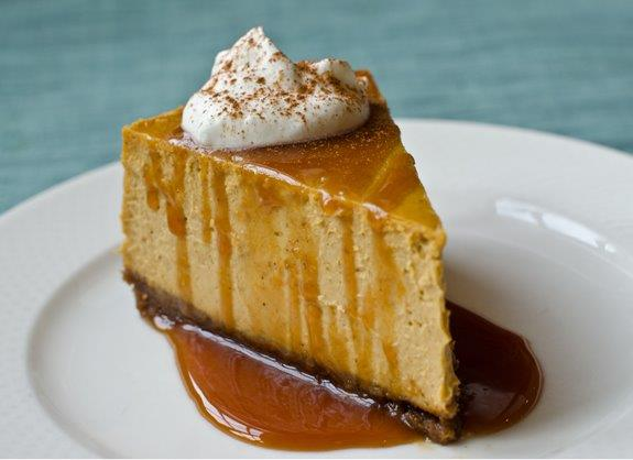 Pumpkin Cheesecake_Bratalian Neopolitan Cantina