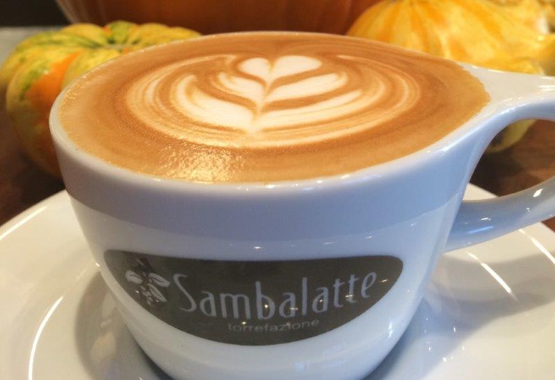 Sambalatte Pumpkin Latte