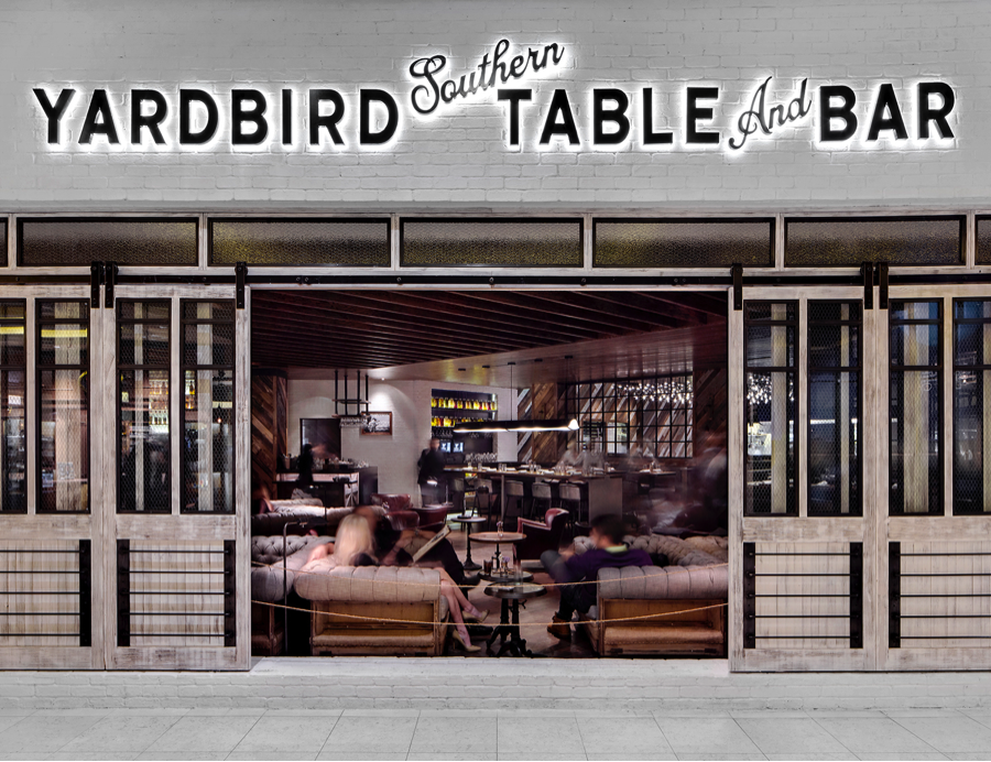Yardbird Takes Flight In Las Vegas Vegas 2 La Magazine