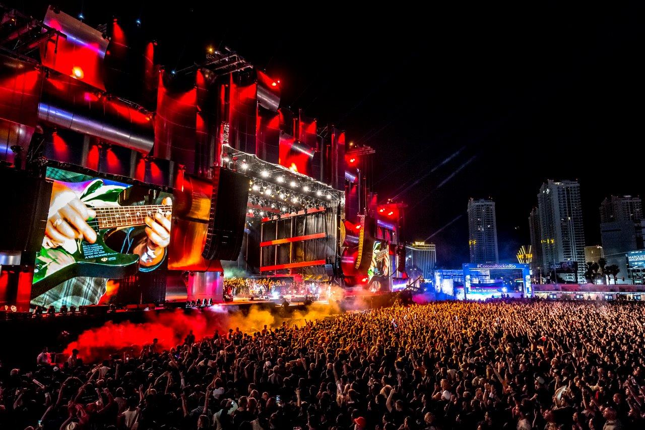 Rock In Rio Comes To Las Vegas Vegas 2 La Magazine