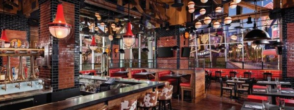 Guy Fieri's Vegas Kitchen + Bar_Dining