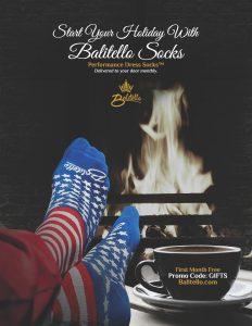 Performance Dress Socks