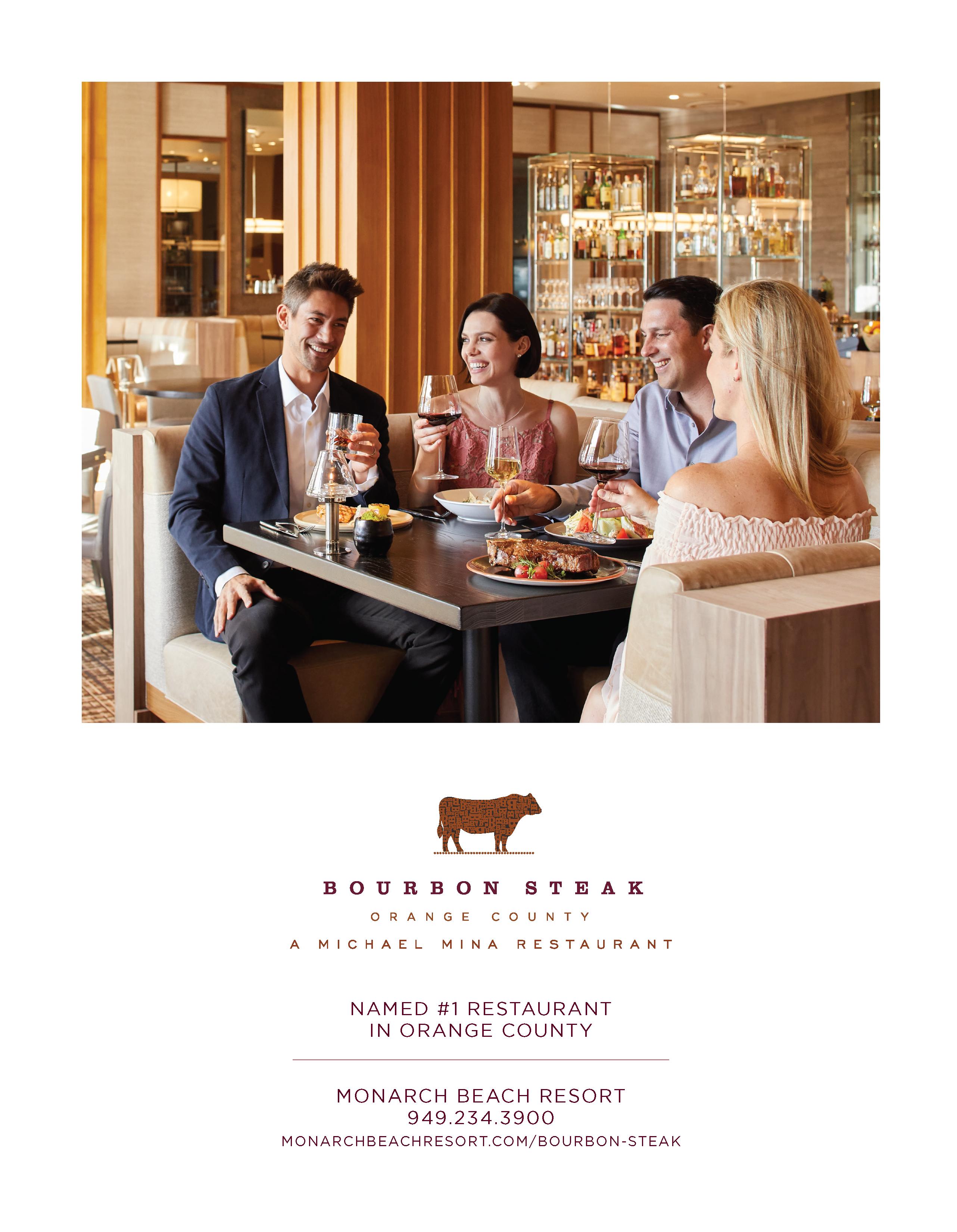 Bourbon Steak Vegas 2 La Magazine